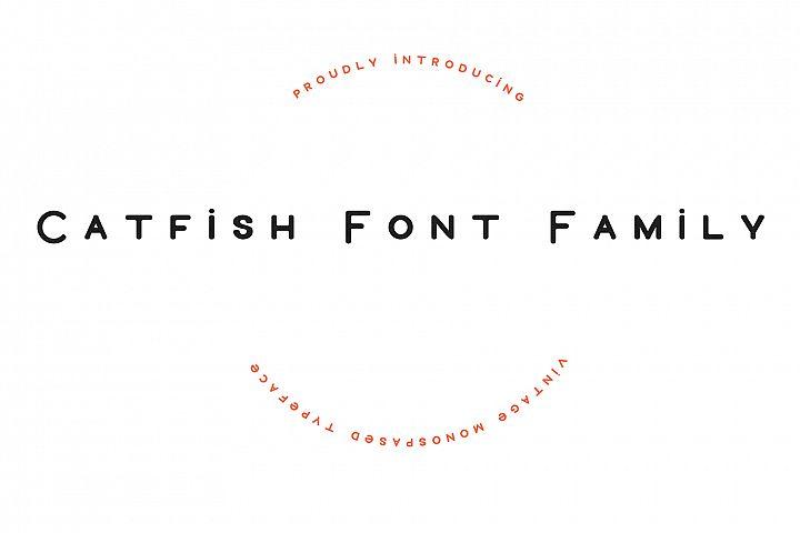 Catfish Font Family