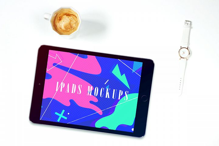 iPads Mockups Vol.2 example 3