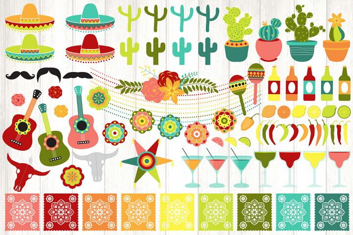 Cinco de Mayo Vector Clipart