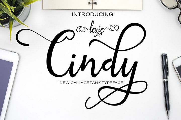 Love Cindy + extra love