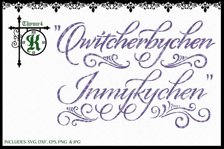 Qwitcherbychen Inmykychen Digital Design