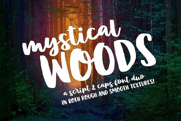 Mystical Woods: a script and caps duo!
