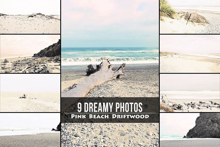 9 Dreamy Pink Beach Photos