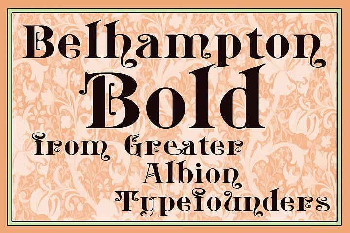 Belhampton Bold