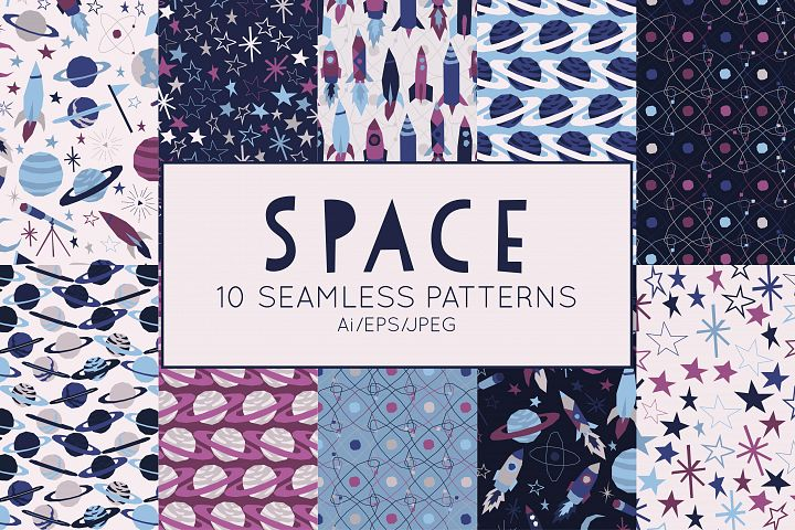 Space Vector Pattern Set