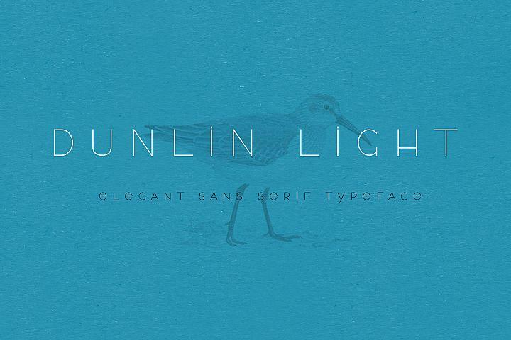 Dunlin Light