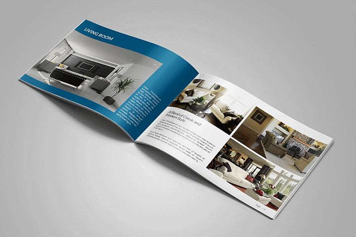 Simple Interior Catalog example 3