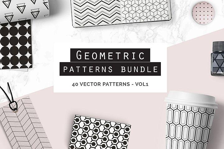 Geometric Patterns - vol1