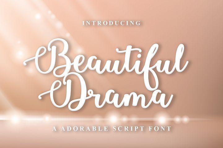 Beautiful Drama