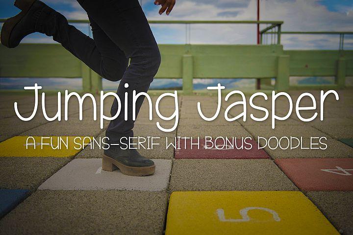 Jumping Jasper