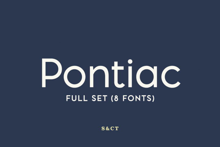 Pontiac Family (Full set)