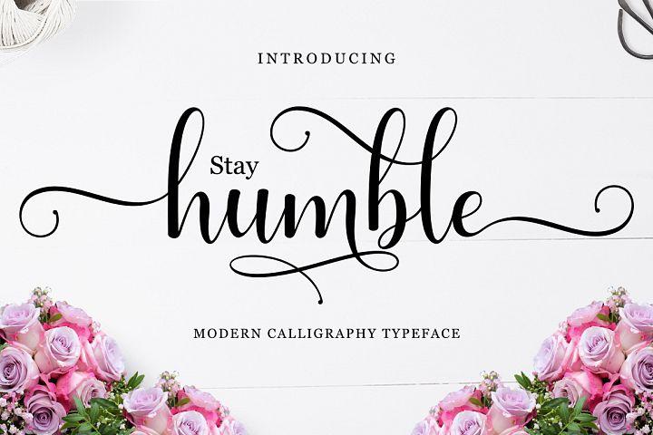 Humble Script - 20% Off