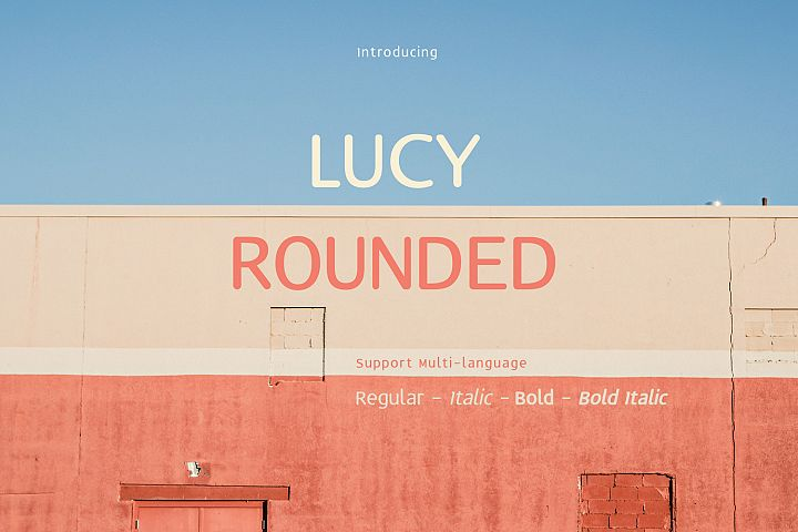 Lucy Rounded