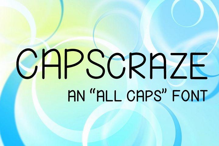 CAPScraze
