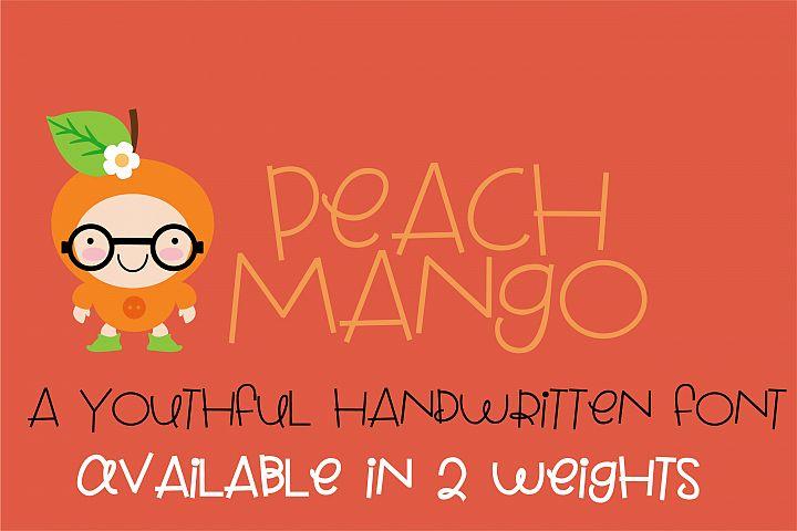 PN Peach Mango