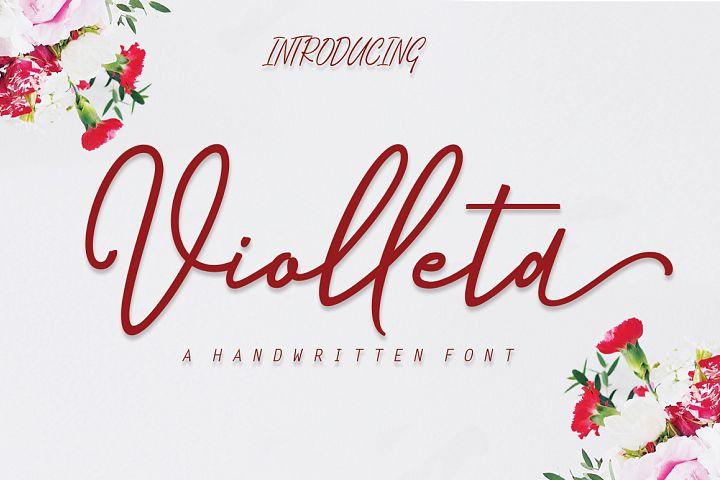 Violleta Script