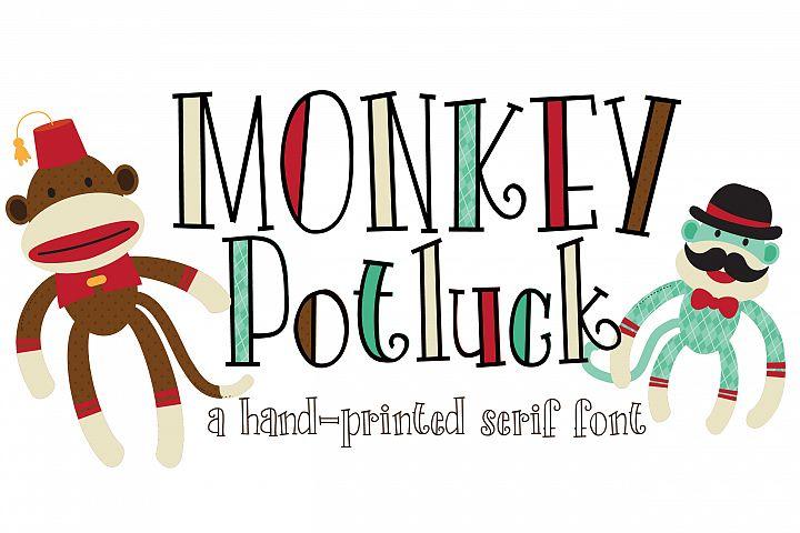 ZP Monkey Potluck