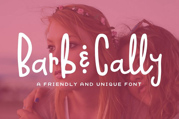 Barb & Cally Font