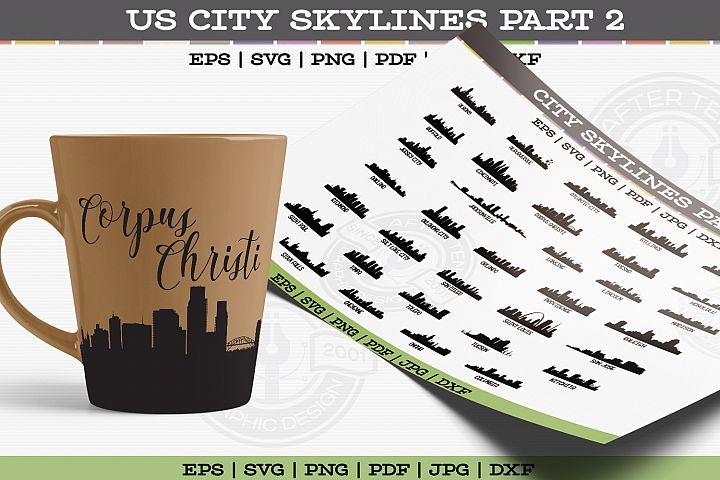 US City Skylines Part 2