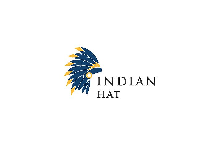 Indian Hat - Logo Template