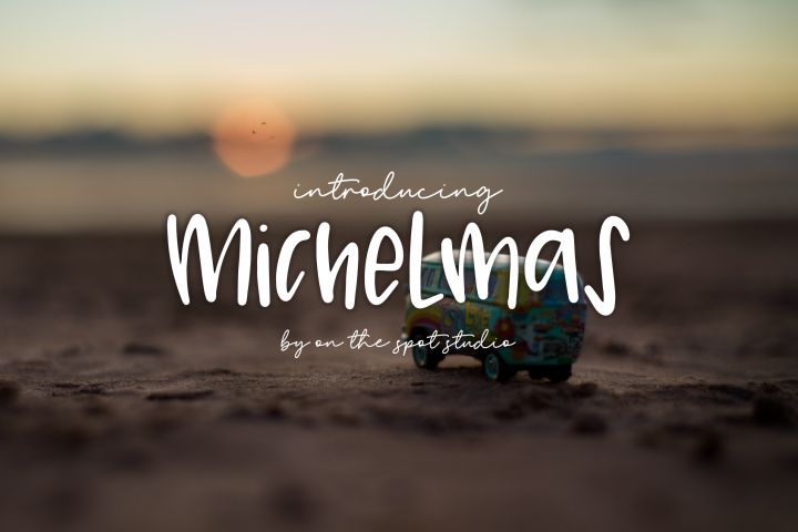 Mickelmas - A Quirky Print