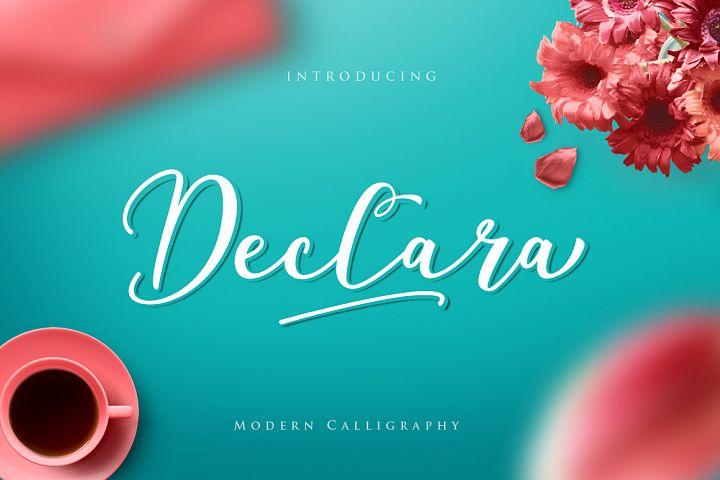 Declara Script