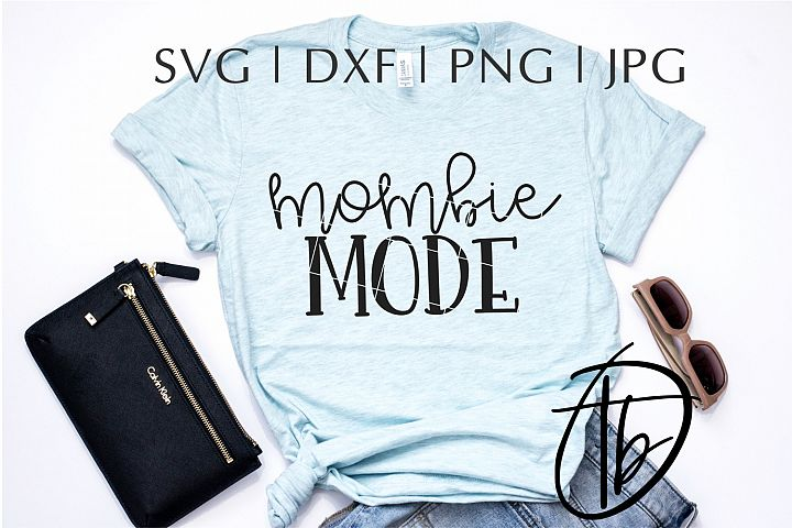Mombie Mode SVG