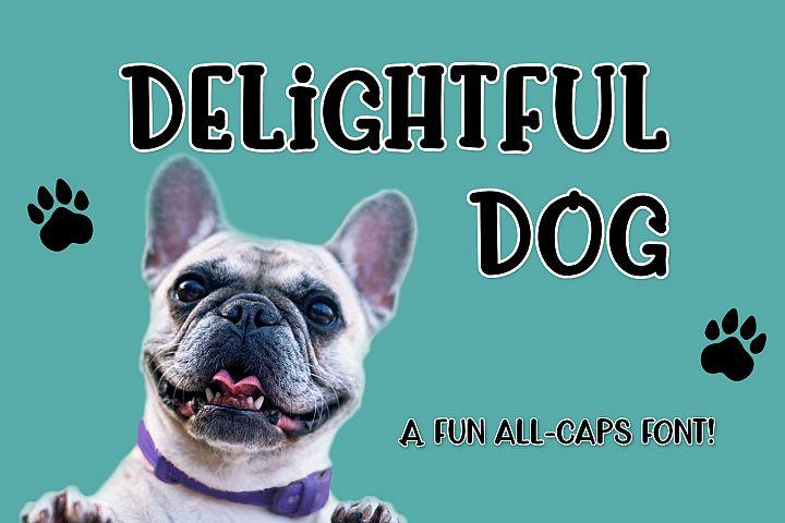 Delightful Dog