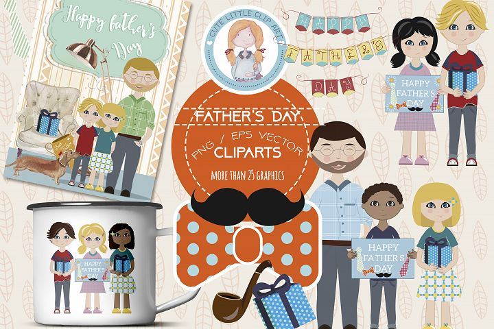 Father Day Clipart