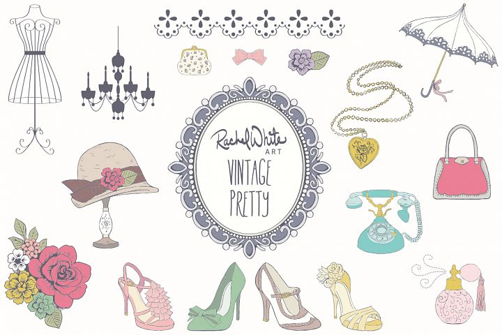 Vintage Pretty Things