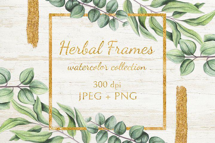 Herbal Frames