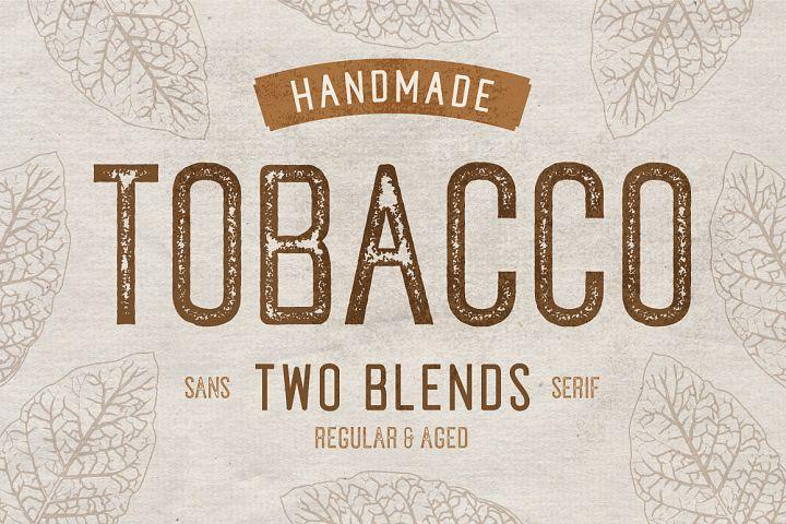 Tobacco Typeface
