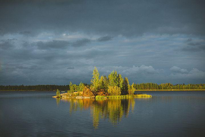 Finnish Island
