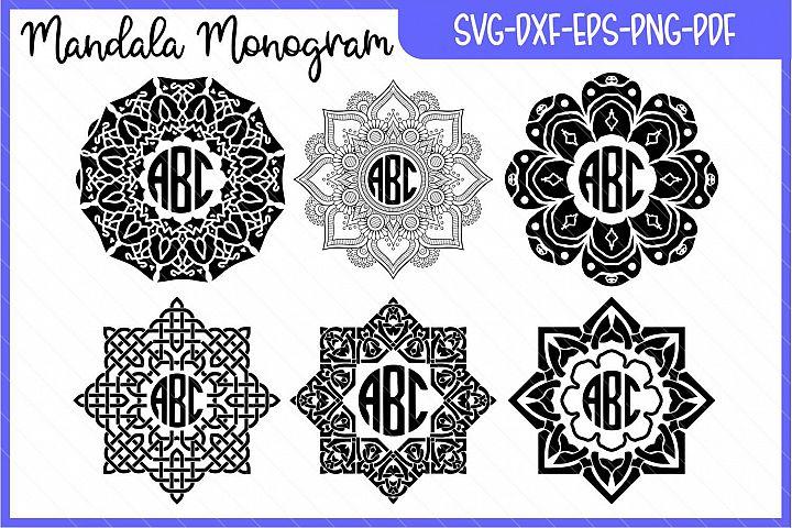mandala,mandala vector, mandala svg, mandala design, mandala clipart, mandala monogram, mandala monogram svg, mandala dxf, mandala cut file