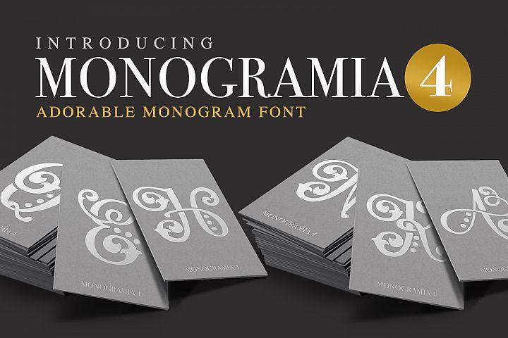Monogramia 4