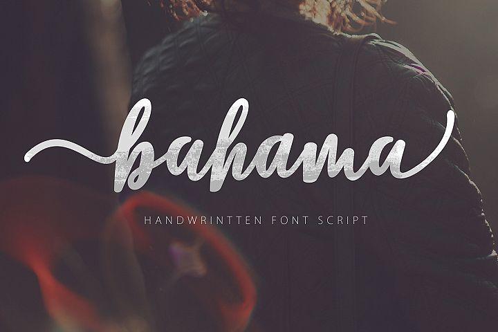 Bahama Script