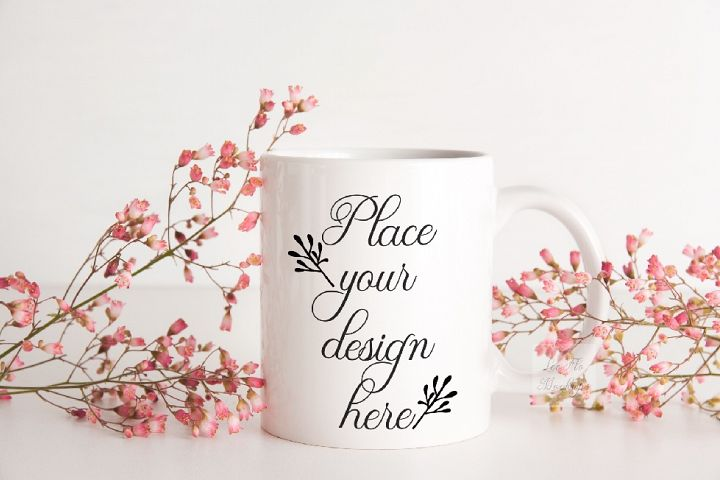 Coffee mug mock up white mug mockup cup template mockups cup mock ups psd smart mug mock-up romantic feminine wedding mugs mock-ups floral rose