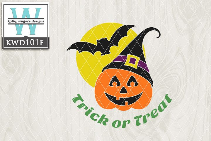 Halloween Cutting File KWD101f