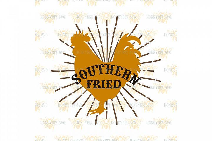 Southern Fried Chicken svg