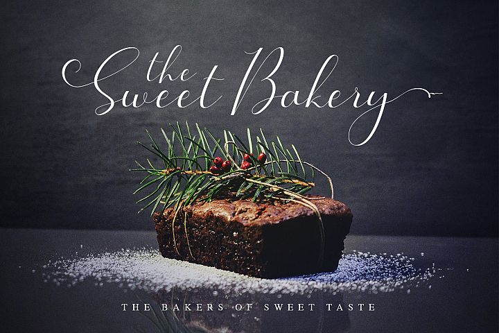 The Sweet Bakery