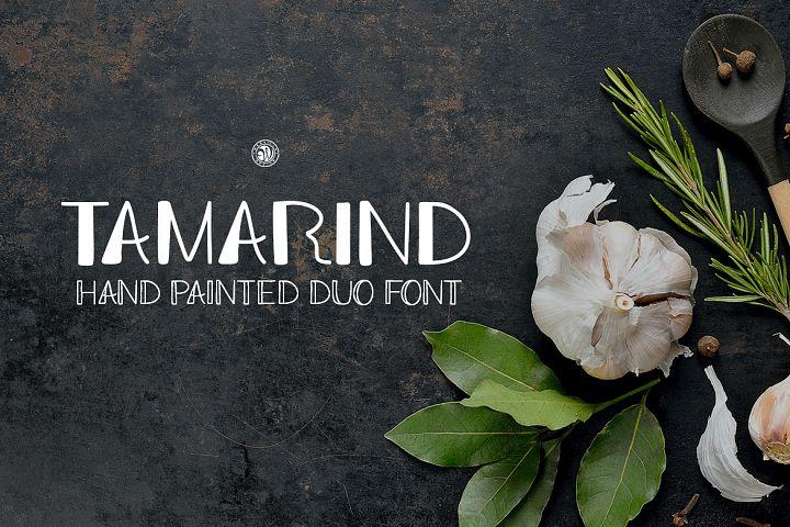 Tamarind Font Duo