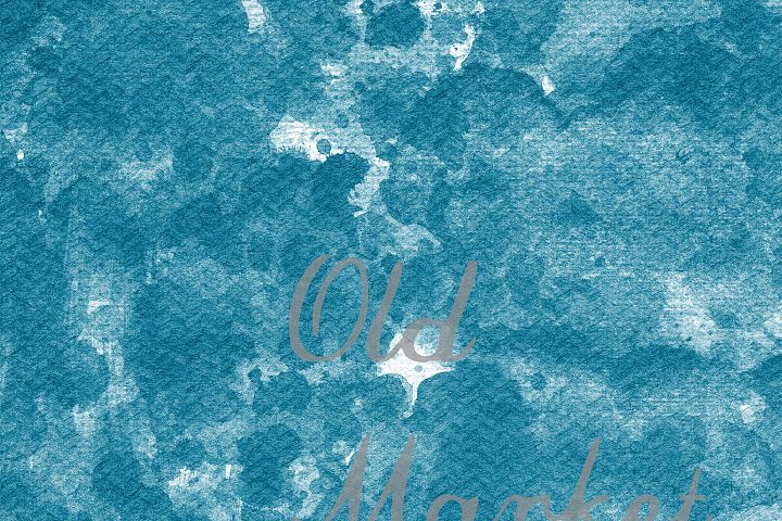 Watercolor Paint Textures Digital Papers example 2