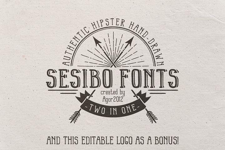 Sesibo Fonts