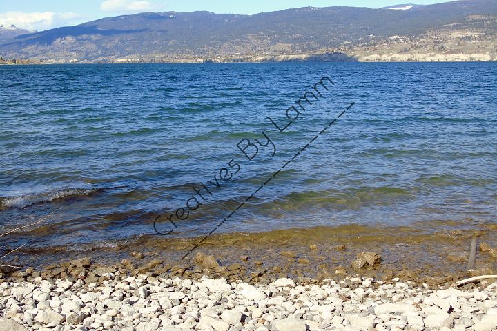Lake and Mountains Photography