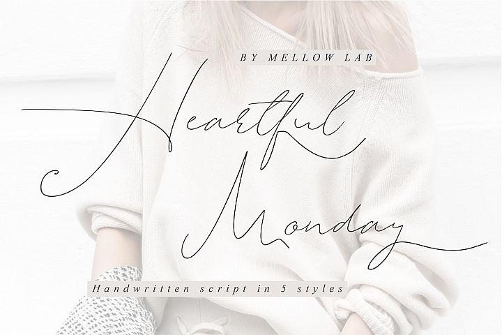 Heartful Monday