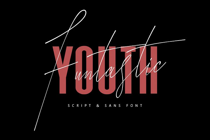 Funtastic Youth Sans & Script