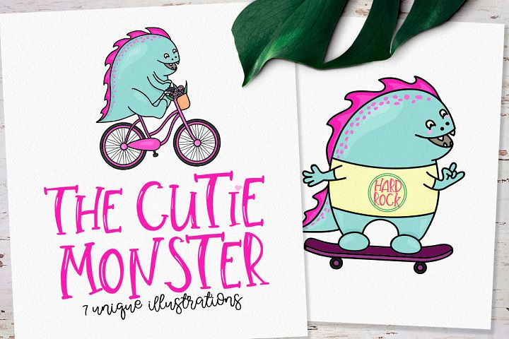 The Cutie Monster