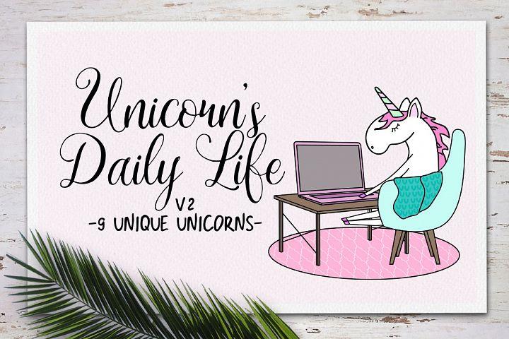 Unicorns Daily Life.V2