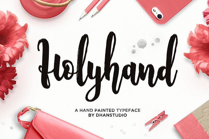 Holyhand Script