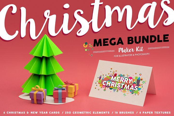 Christmas Mega Bundle Maker Kit